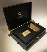 Luxury 24K Gold Gift Set