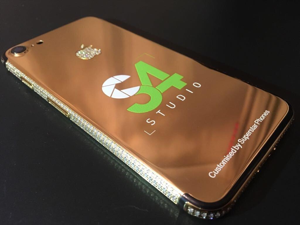 Customisable Luxury iPhone